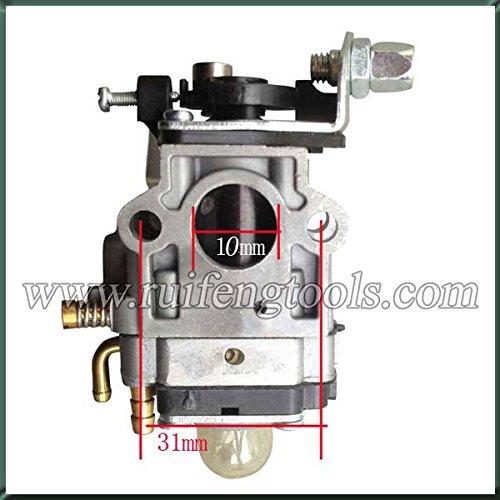 Trimmer carburatore 26CC 33cc 32CCC decespugliatore tagliaerba carburatore 10mm