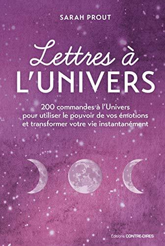Lettres à l'univers