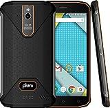 Plum Gator 5 - Rugged Phone 3G GSM Unlocked Water Shock Proof 13+5 MP Camera 16+2 GB Memory