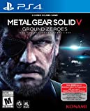 Metal Gear Solid V: Ground Zeroes - PlayStation 4 Standard Edition (Video Game)