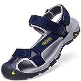 CAMEL CROWN Sandale Homme Randonnée Chaussures de Sport Marche Bout Fermé Sandales Plage...