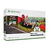 Ce pack comprend une console One S 1 To (4K Ultra HD, streaming en 4K et technologie High Dynamic Range), une manette Xbox sans fil blanche et le jeux Forza Horizon 4 (exclusivité Xbox) avec le DLC Lego Speed Champions Inclut 1 mois d'essai offert au...