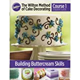 Wilton W4080 method of cake decorating Course 1 Student guide (English)