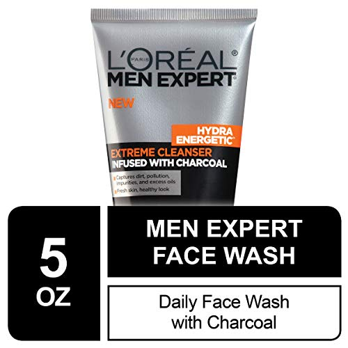 Mens Face Wash, Beard and Skincare for Men,...
