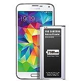 ZMNT 2500mAh Batterie pour Samsung Galaxy S5 Mini, Correspond à d'origine...