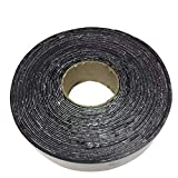 EWT Asphalt Tarmac Parking lot Joint and Crack Sealer Repair Filler Tape 1' ~ 4' Wide & 50 FT Long (2 inchs)