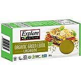 Explore Cuisine - Lasagne aus grünen Linsen, BIO, vegan, glutenfrei, 250g