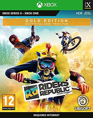 Riders Republic GOLD - XB ONE / SERIES X