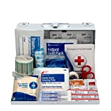 First Aid Only 178 Piece Contractor's First Aid Kit (9302-25M) , White
