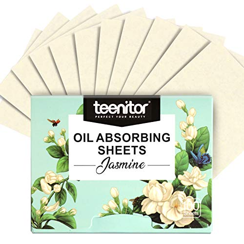Teenitor 1000 Counts Oil Absorbing Sheets, Oil...