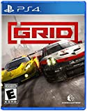 Grid - PlayStation 4 (Video Game)