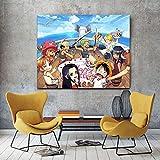 yaonuli DIY Pintar por númerosUn Personaje de Dibujos Animados para el Alivio de la Imagen. 40x50cm Sin Marco