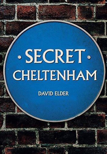 Secret Cheltenham Paperback