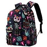 Mochila de lucha con dinosaurios jurásicos, mochila escolar, mochila de viaje, informal, para mujeres, adolescentes, niñas y niños