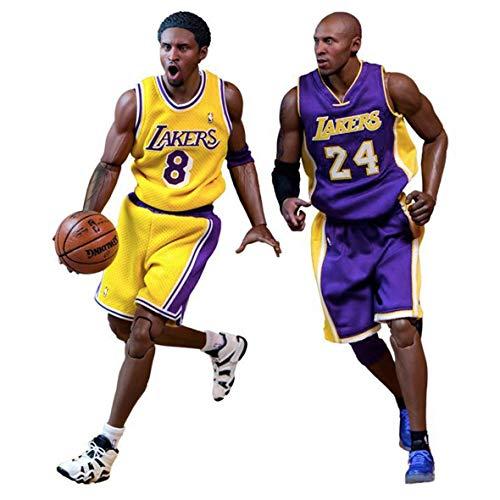 Enterbay Kobe Bryant Real Masterpiece Action Figure (2Pezzi)