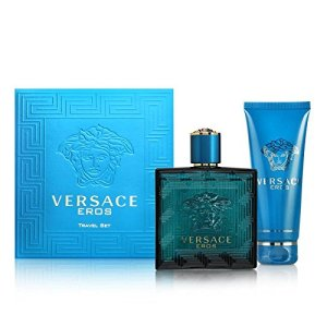 Versace Eros Fragrance Set 2 Count