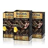 Syoss Oleo Intense - Tinte 5-54 Castaño Claro Ceniza – Coloración permanente...