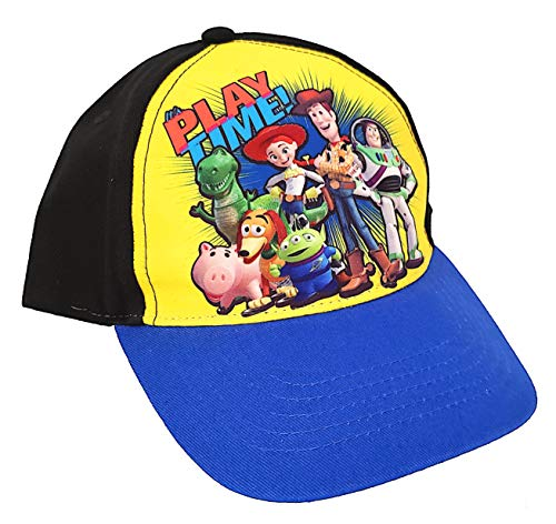 ABG Accessories Toy Story It's Play Time! Baseball Cap 100% Cotton, Multicolor, Small
