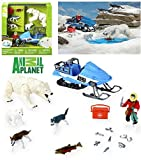 Toys R Us Exclusive Animal Planet Polar Bear Rescue Playset
