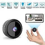 Mini Camera Espion WiFi, Full HD 1080P de Surveillance de Sécurité Bébé...