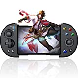 BEBONCOOL Mobile Controller for Android, PUBG Mobile Game Controller with Triggers for 3.5 to 6.5 Inch Android Phone, Wireless Mobile Remote Controller Gamepad for FPS Games