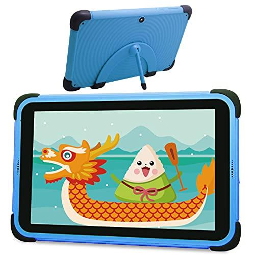 Tablette pour enfants 8 pouces 1080P Écran Full...