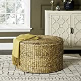 Safavieh Home Collection Jesse Natural Wicker Coffee Table