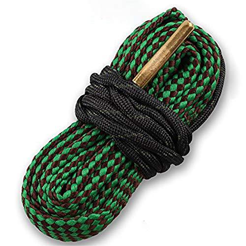 Fayelong New alésage Serpent Pistolet de Nettoyage .22 Cal .221 .222 .223 & 5,56 mm Boresnake Pistolet pour aspirateur