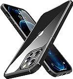 CASEKOO iPhone12Pro Max 用 ケース クリア 耐衝撃 米軍MIL規格 黄ばみ防止 高透明 カバー ス……