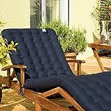 HAVE A SEAT Luxury – Liegenauflage, Auflage Gartenliege - 8