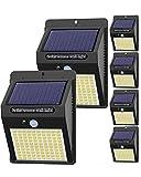 【6 Pack - 3 Mode】Lampe Solaire Extérieur, Hepside 100 LED Lumiere...