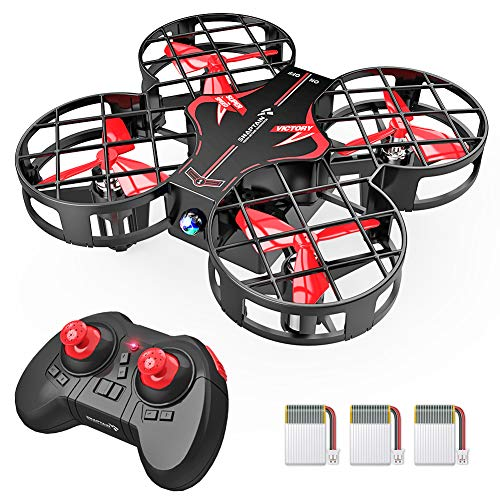 SNAPTAIN H823H Mini Drone per Bambini, Funzione Lancia & Vola, 3D Filp, Quadricottero RC Funzione Hovering, velocit Regolabile, modalit Headless, Buon Regalo di Natale per Bambini