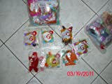 TY McDonald's Teenie Beanies - Complete Bagged Set of 12 (1998)