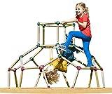 Lil' monkey Dome Climber Cage a Poule Enfant