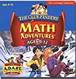 Cluefinders Math Adventures Ages 9-12 w/ ADAPT
