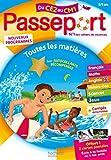 Passeport - Du CE2 au CM1 (8-9 ans) - Cahier de vacances 2021
