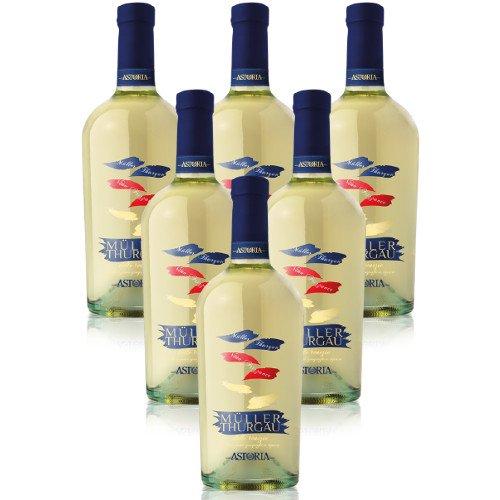 Muller Thrgau IGT Delle Venezie frizzante Astoria (6 bottiglie 75 cl.)