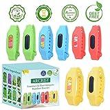 Bracelet Anti Moustique Bracelets Anti-Moustiques Deet Fre Bande Anti Moustique Waterproof Pour Bébé, Enfants Et...