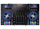 Denon DJ MCX8000 | Standalone DJ Player and Serato 4-Channel DJ Controller)