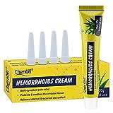 Ungüento para hemorroides, Crema Para Hemorroides Crema, Ungüento para hemorroides Ungüento Natural a Base de Plantas Crema para hemorroides Potente