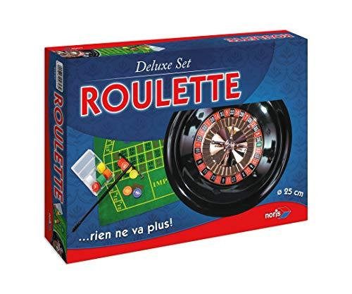 Noris 606104613 606104613-Roulette-Deluxe Set