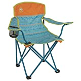 Coleman Kids Quad Chair, Teal