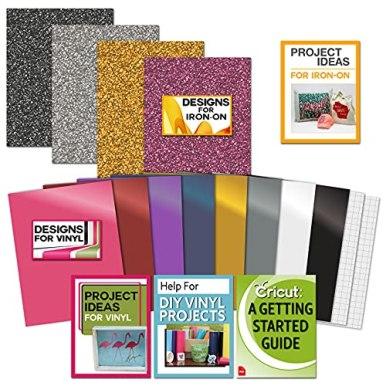 Cricut-Explore-Air-2-Machine-Bundle-Iron-On-Vinyl-Pack-Tools-Pen-Design-Beginner-Guide