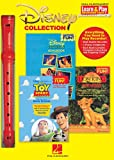Disney Collection: Learn & Play Recorder Pack