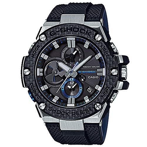 Casio G-Shock By Men's G-STEEL GSTB100XA-1A Watch Black