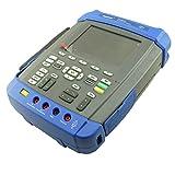 Hantek DSO8202E 200Mhz Digital Storage Oscilloscope 1GSa/s 2M Memory Depth Six in One: Oscilloscope/Recorder/DMM/Spectrum Analyzer/Frequency Counter/Arbitrary Waveform Generator
