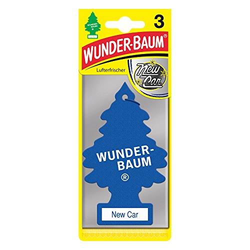 Wunder-Baum 178214 Wunderbaum New-Car 3er Karte