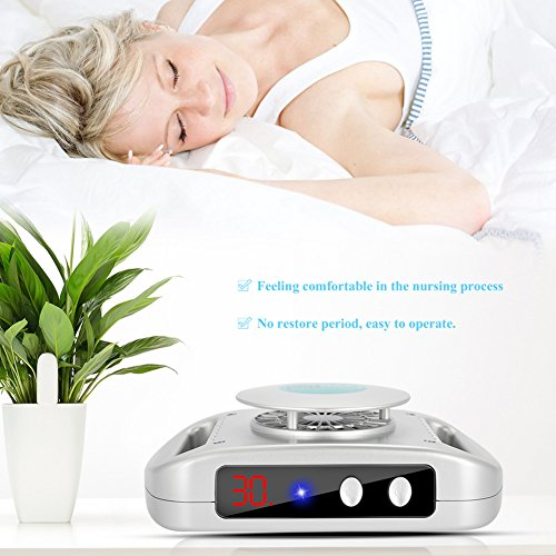 Body Shaping Fat Removal Instrument, Belly Excercise, Waist Vibrate Massage, Freezing and Melting Fat Cells for Fat Loss Excess Fat, for Cheek Arm Waist Upper 6