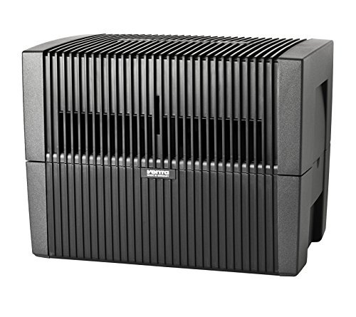 Venta LW45 Airwasher 2-in-1 Humidifier and Air Purifier, 600 Square Feet, Black
