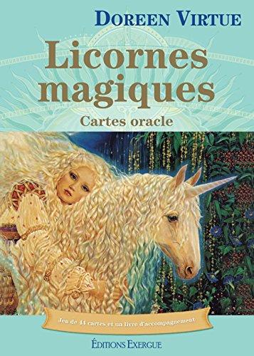 Licornes magiques : Cartes oracles